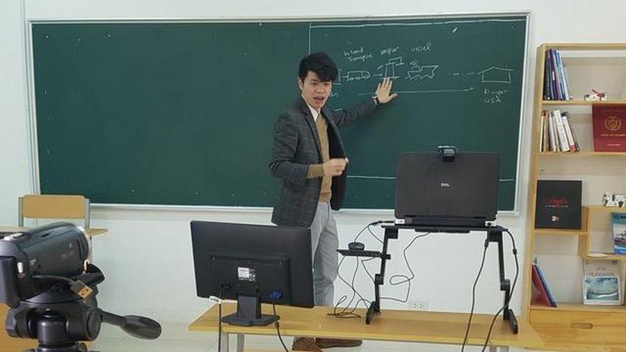 Hải Phòng: Nhiều trường đại học dạy học trực tuyến hiệu quả cao