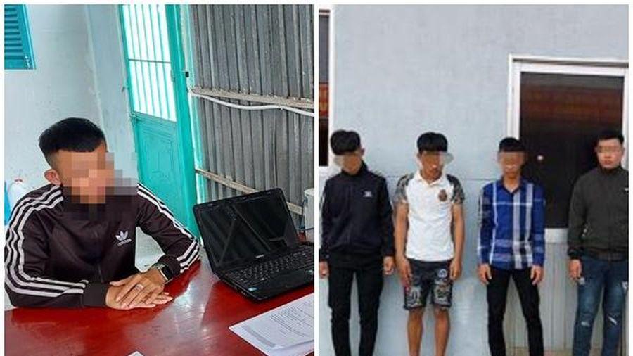 Vụ nhóm côn đồ xông vào trường học, đánh 3 nam sinh: Triệu tập 10 đối tượng