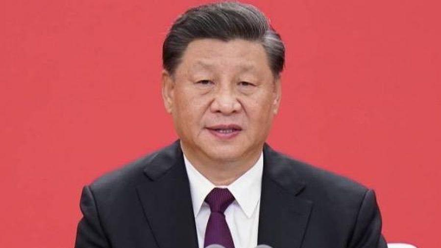 Ông Tập Cận Bình tuyên bố 'thắng hoàn toàn' cuộc chiến chống đói nghèo