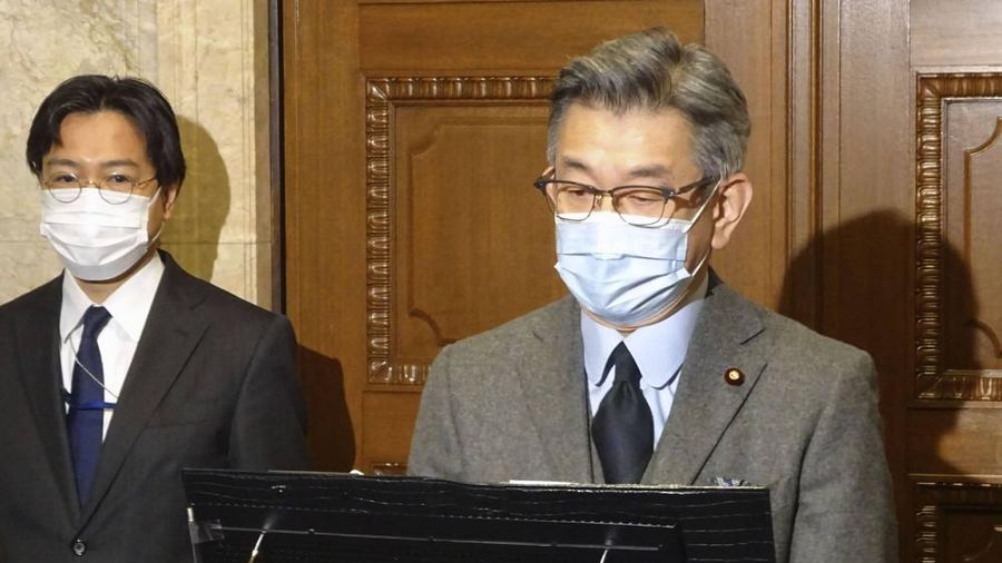 11 quan chức Nhật bị khiển trách vì ăn tối xa hoa cùng con trai Thủ tướng Suga