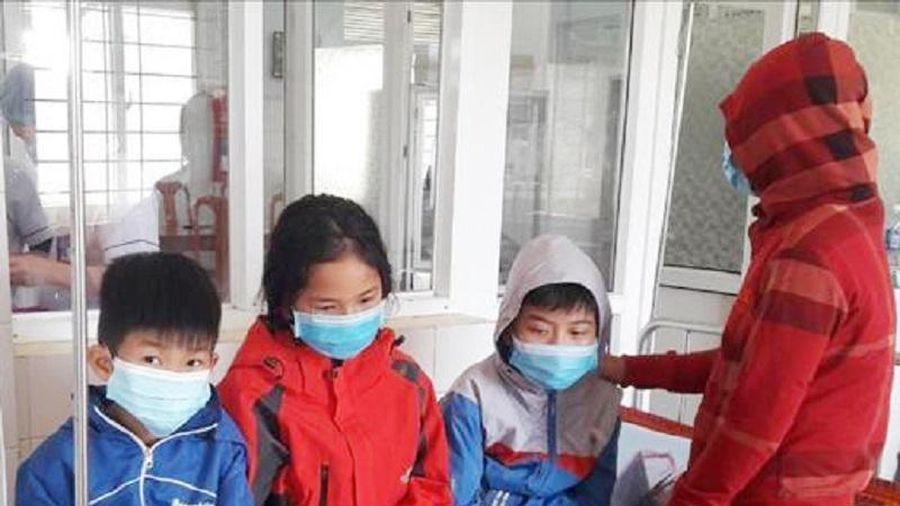 Trường Vĩnh Thủy dừng nhận thực phẩm từ đơn vị cung cấp sau vụ học sinh đau bụng