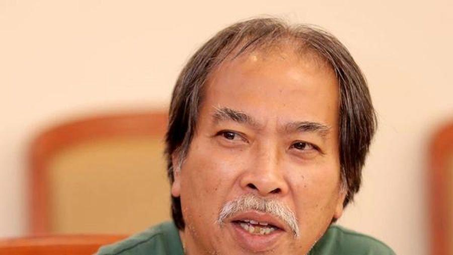 Nguyễn Quang Thiều: Không tổ chức ngày Thơ Việt Nam trực tuyến