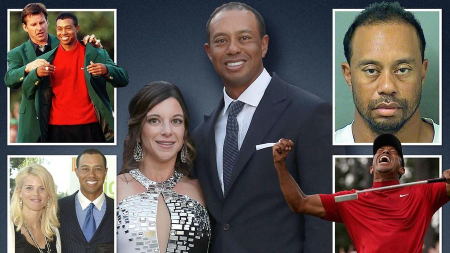 Tiger Woods: Giữa thiên thần và ác quỷ