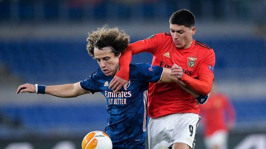 Trực tiếp Arsenal vs Benfica: Điểm tựa Emirates