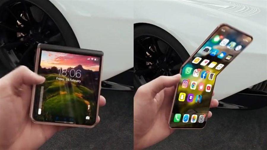 iPad mini sẽ được thay thế bằng chiếc iPhone gập kèm bút cảm ứng?
