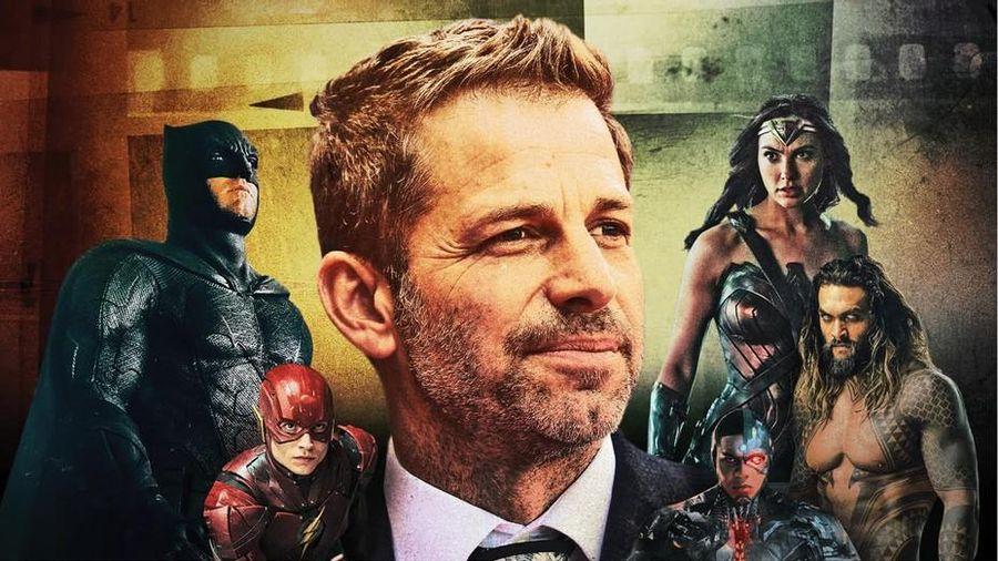 Zack Snyder không được trả một xu khi làm lại Justice League