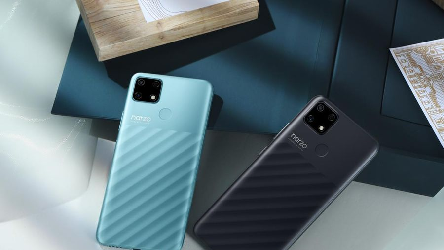 Smartphone 5G rẻ nhất ra mắt với màn hình 120Hz, giá từ 124 USD