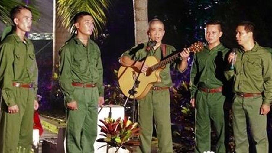 Nhạc sĩ Trương Quý Hải: Hát về đồng đội