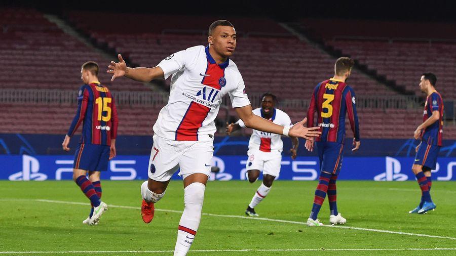 Kết quả chi tiết lượt đi vòng 1/8 Champions League: Khách giành ưu thế