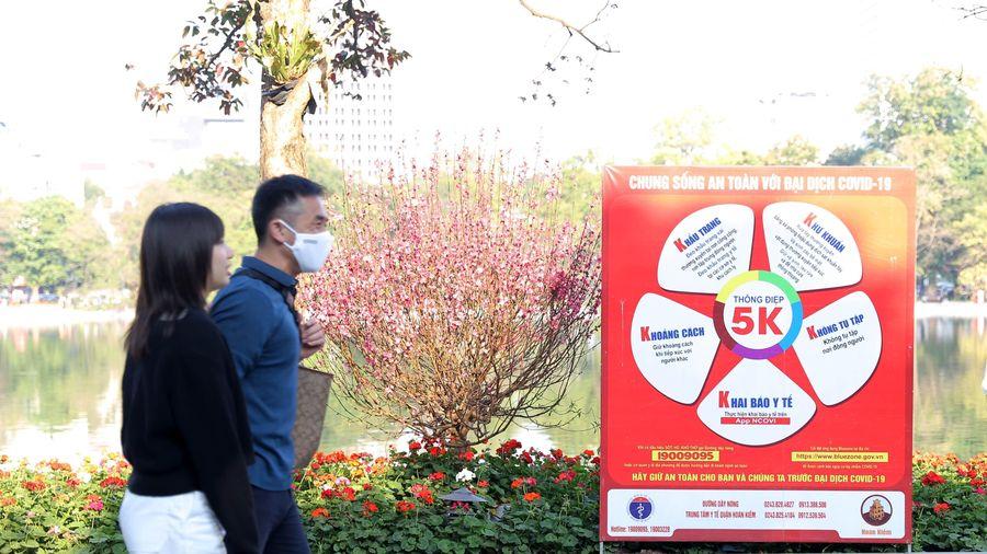 Chất lượng không khí tại Hà Nội tốt lên, không ảnh hưởng tới sức khỏe