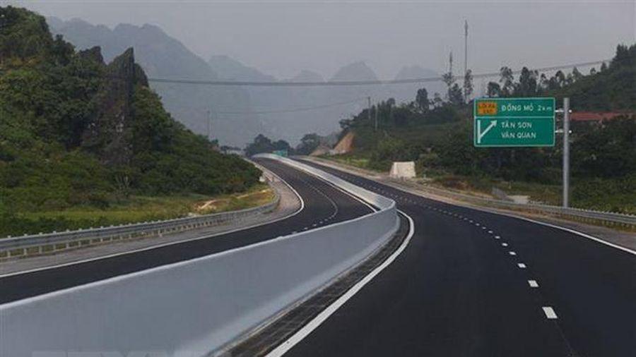 Chủ đầu tư nói gì về chậm đền bù mặt bằng ở cao tốc Bắc Giang-Lạng Sơn