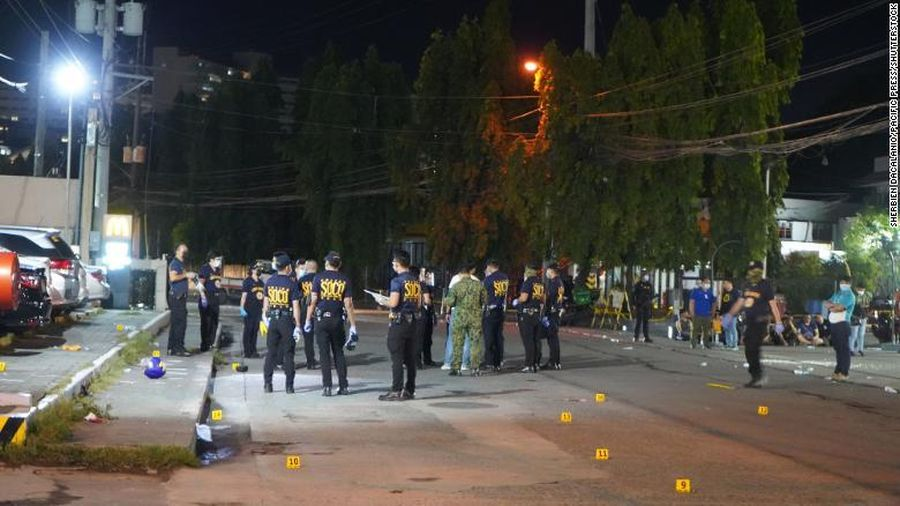 Đấu súng với đặc vụ chìm khi truy quét tội phạm ma túy, hai cảnh sát Philippines tử vong