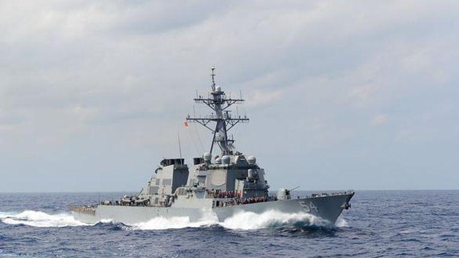 Trung Quốc và Mỹ lại tranh cãi về hoạt động trên biển