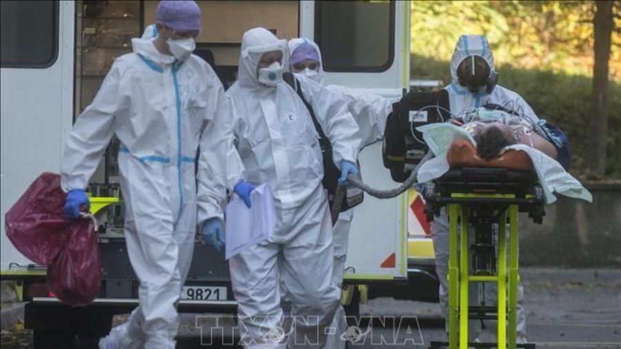 CH Séc sắp tiếp nhận 100.000 liều vaccine từ Pháp