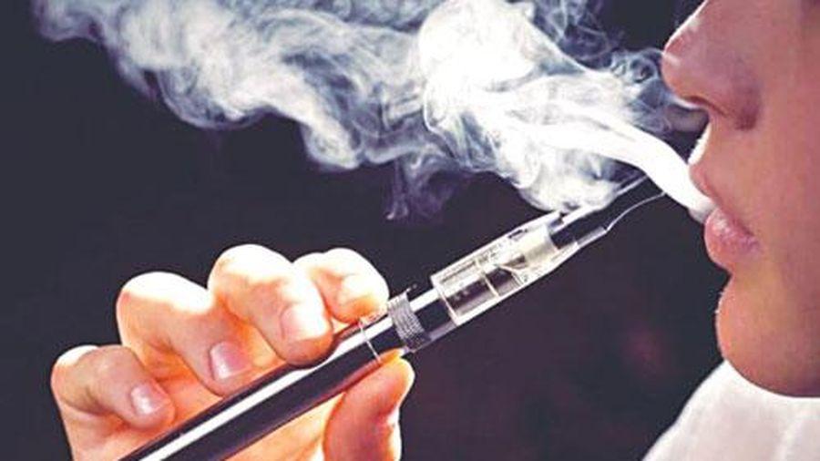 Những tác hại thuốc lá điện tử gây ra cho phổi?
