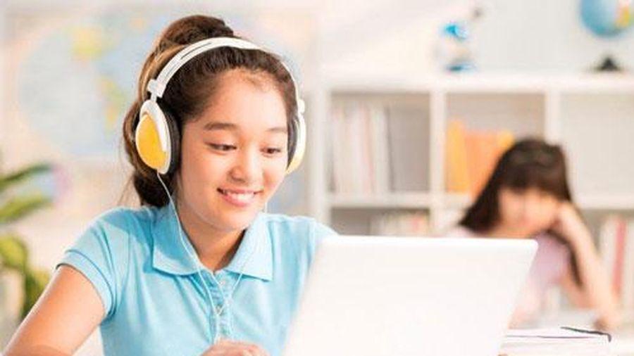 Cách bảo vệ mắt cho trẻ khi học trực tuyến