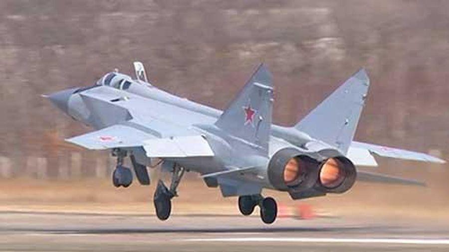 Khả năng 'vô đối' của máy bay ném bom tầm xa thế hệ thứ sáu của Nga MiG-41