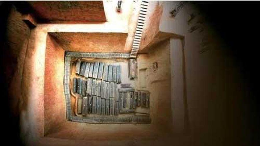 46 thi thể phát quang bí ẩn trong lăng mộ 2.500 năm tuổi ở Trung Quốc