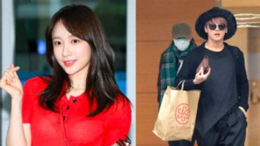 'Nữ thần fancam' Hani (EXID) bỗng lộ chuyện có bạn trai mới sau 4 năm chia tay Junsu (JYJ), lại còn 'tự khai' trên sóng radio