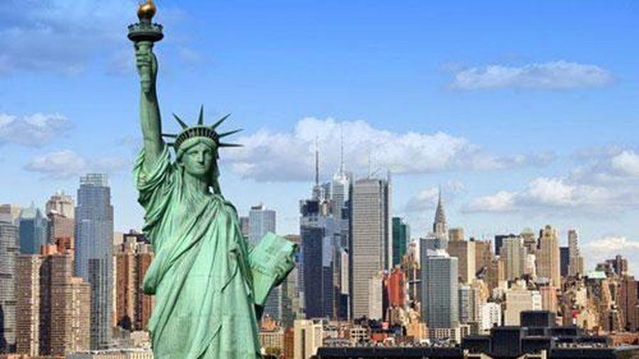 Nước Mỹ có mấy trăm thành phố?