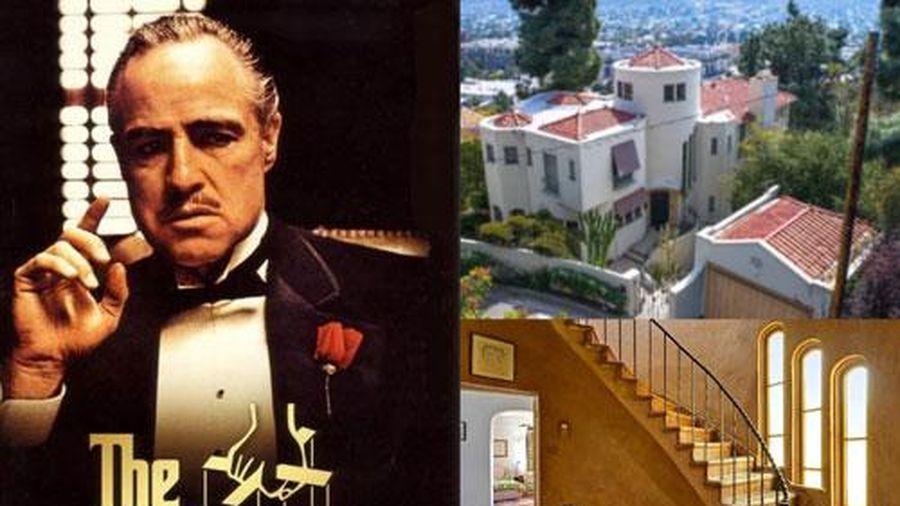 Cận cảnh biệt thự sang trọng của 'Bố già' Marlon Brando trên đồi Hollywood đang được bán với giá 4,3 triệu đô
