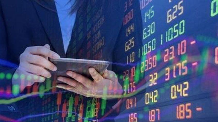 Thị trường chứng khoán ngày 25/2: Thị trường giằng co, mã các ngân hàng sụt giảm