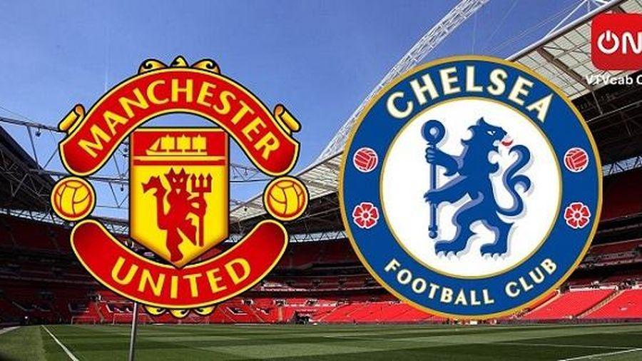 Nhà cầm quân Chelsea giải quyết vấn đề của đội bóng trước trận đấu với Manchester United