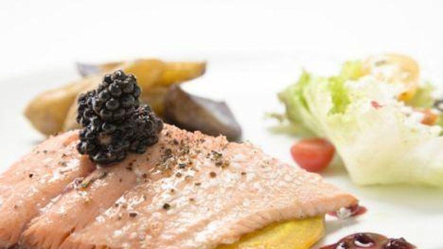 Ăn cá thường xuyên giúp tăng tuổi thọ