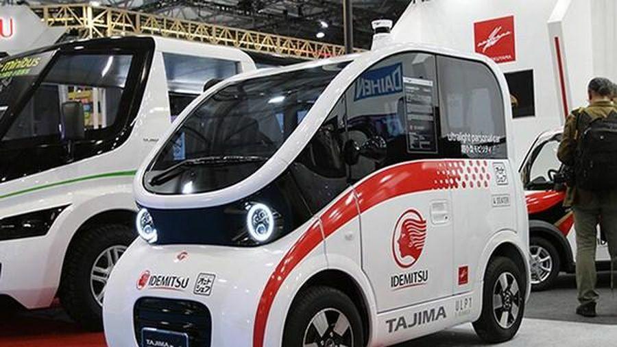 Idemitsu Kosan sẽ sản xuất đại trà ô tô điện siêu nhỏ