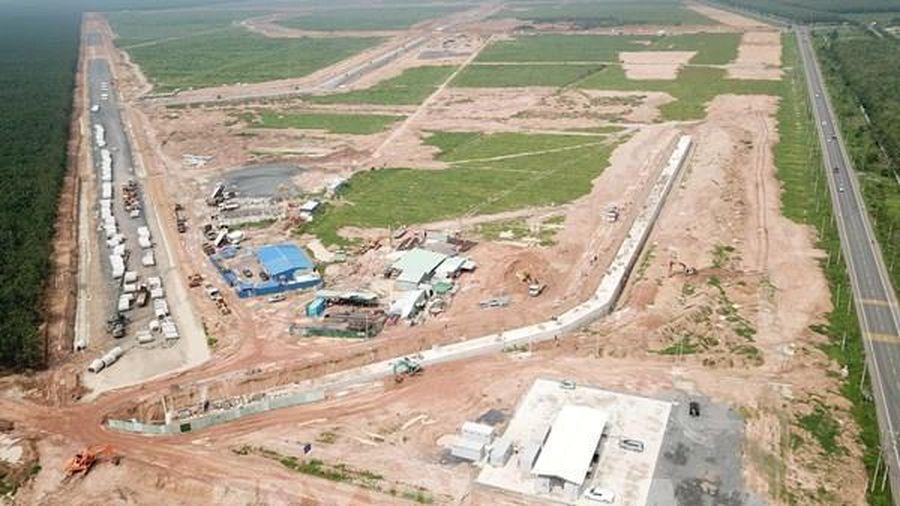 Xây dựng nhiều công trình xã hội tại khu tái định cư sân bay Long Thành