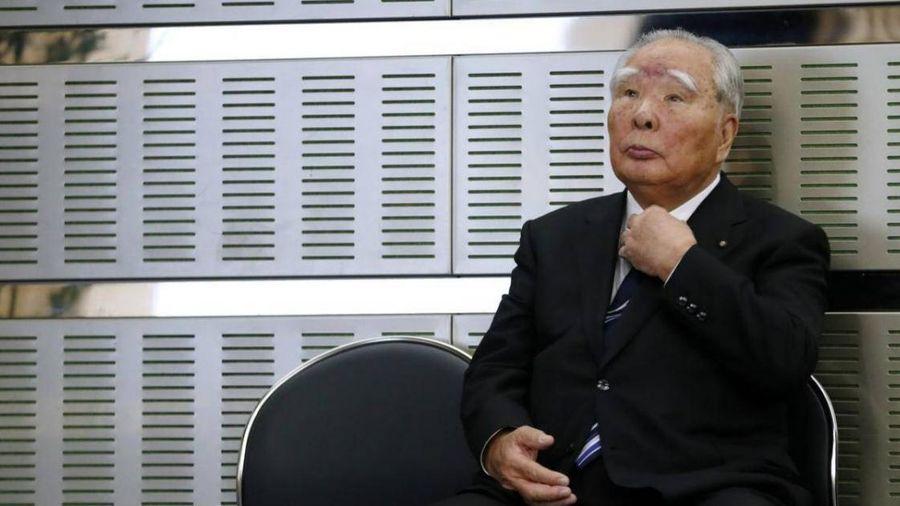Chủ tịch Suzuki Nhật Bản sẽ từ chức ở tuổi 91