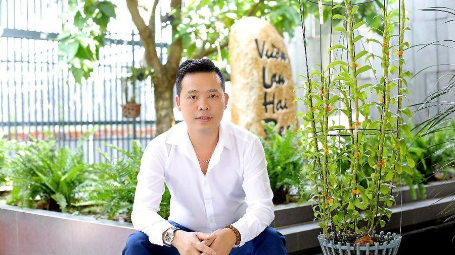 Nghệ nhân hoa lan Trương Tấn Lợi kể về quá trình lập nghiệp khó khăn