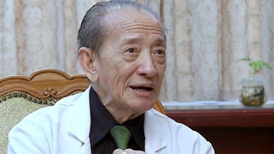 Câu chuyện cuộc đời GS Nguyễn Tài Thu lên sóng truyền hình trực tiếp