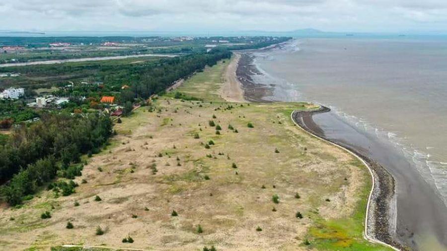 Quy hoạch chi tiết Khu đô thị lấn biển Cần Giờ: yêu cầu đánh giá môi trường chiến lược