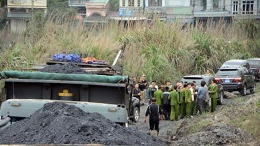 Công an tỉnh Quảng Ninh triệt phá đường dây khai thác than trái phép với quy mô lớn