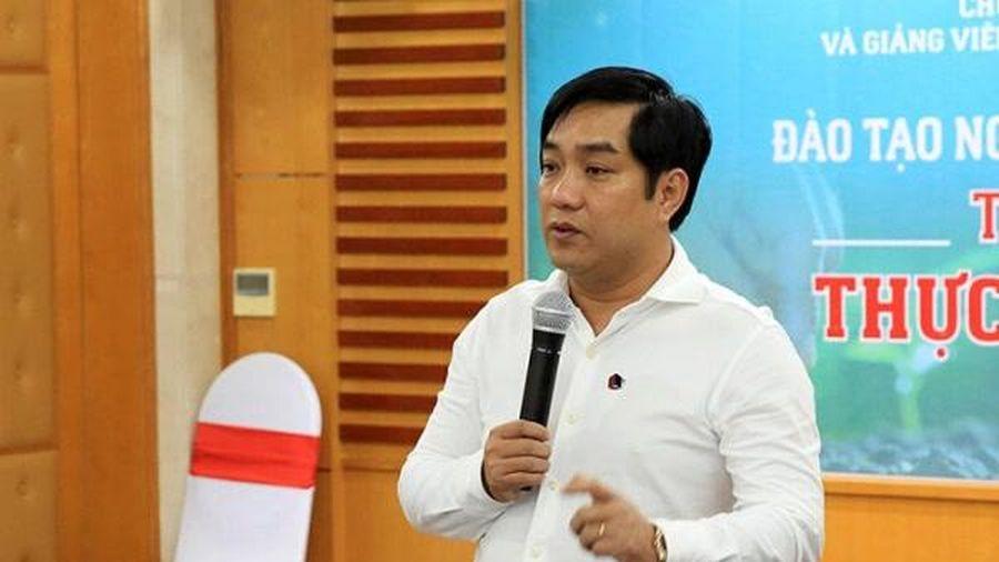 Chủ tịch Tập đoàn Đèo Cả Hồ Minh Hoàng làm Phó chủ tịch Hưng Thịnh Incons