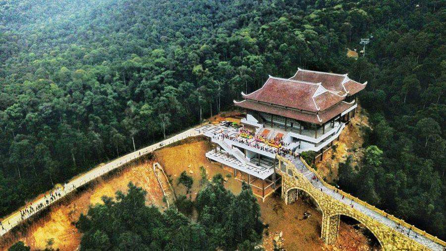 Bắc Giang: Nghe gió hú trên non cao Tây Yên Tử