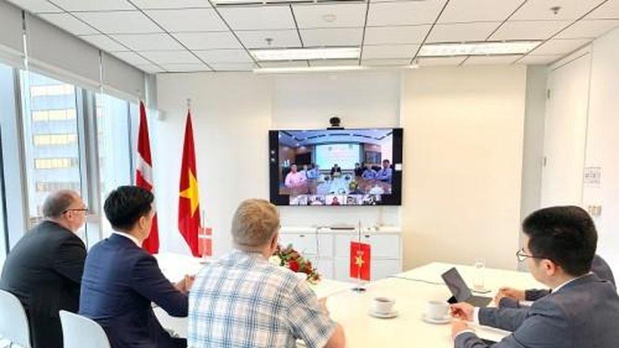 Vietsovpetro và PTSC M&C tham gia Dự án điện gió ngoài khơi La Gàn