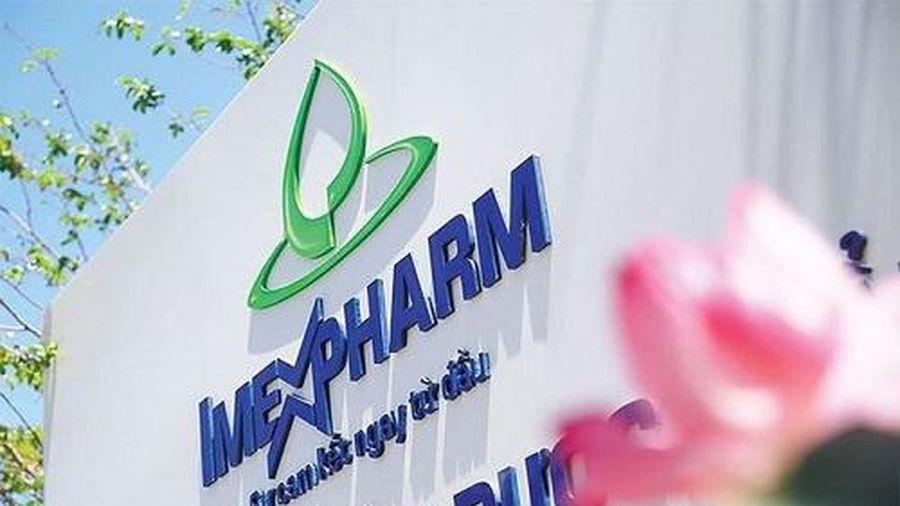 Công ty dược phẩm Imexpharm bị truy thu hơn 4 tỷ đồng vì chậm nộp và khai sai thuế
