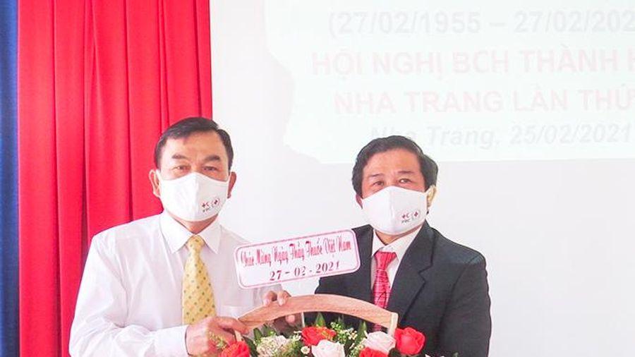Hội Chữ thập đỏ thành phố Nha Trang: Kỷ niệm ngày Thầy thuốc Việt Nam