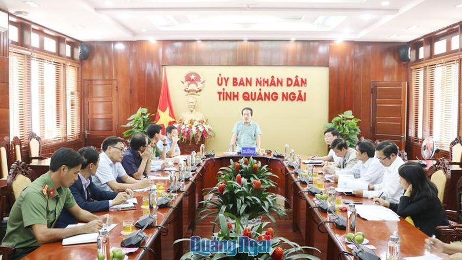 Bàn phương án tổ chức Hội khỏe Phù Đổng tỉnh lần thứ XIII