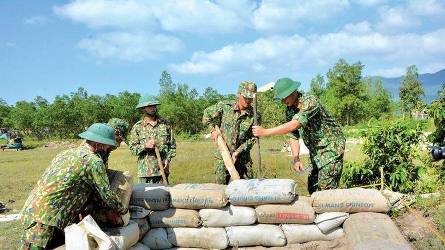 Sư đoàn Bộ binh 307: Sẵn sàng tiếp nhận và huấn luyện tân binh