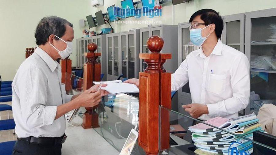 Thành phố Quảng Ngãi: Nhiều giải pháp cải cách thủ tục hành chính