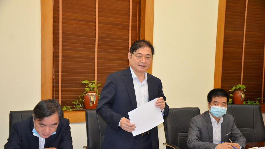 Thường trực Liên hiệp các Hội KH&KT Việt Nam làm việc cùng Báo Tri thức và Cuộc sống