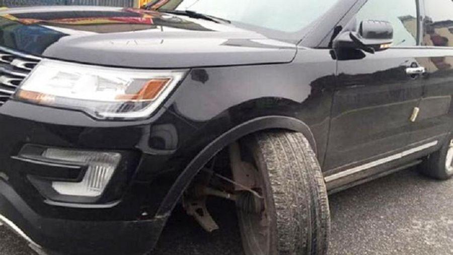Thực hư việc xe ôtô có thể 'rụng bánh, gãy càng' khi đang lăn bánh
