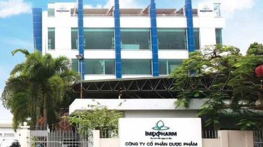Khai sai thuế, Công ty CP Dược phẩm Imexpharm bị phạt hơn 4 tỷ đồng
