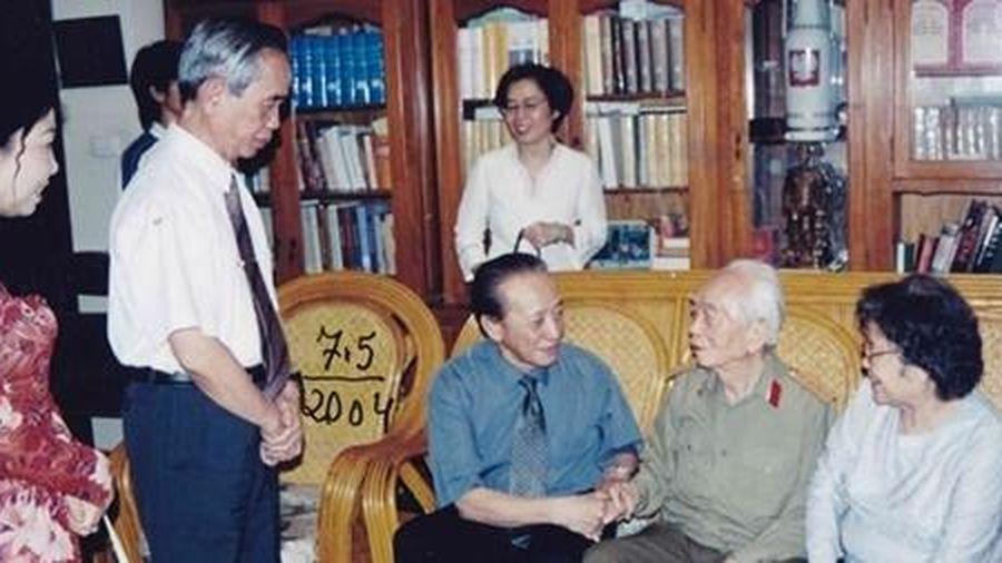 GS.TSKH Nguyễn Tài Thu - 'Còn tình yêu ở lại'