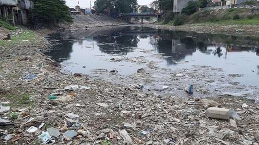 Bộ TN&MT yêu cầu tỉnh Bắc Ninh dừng xả thải gây ô nhiễm sông Cầu