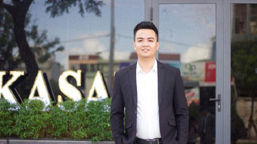 Kiến trúc sư Lưu Hồng Lâm: Từ đam mê mỹ thuật tới doanh nhân thành đạt