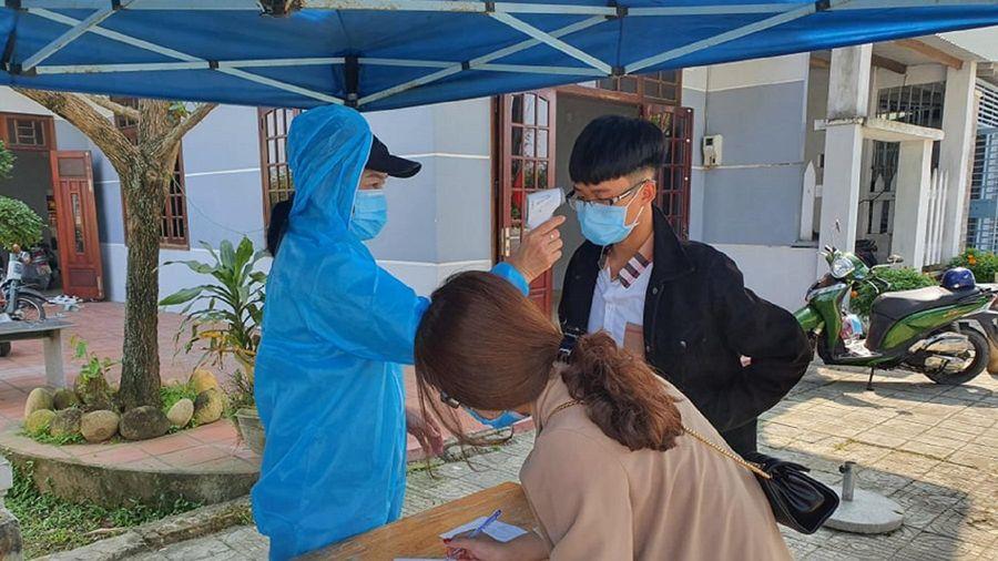 Phạt nam công nhân từ Hải Dương vào Đà Nẵng bị ho, sốt 'trốn' khỏi bệnh viện